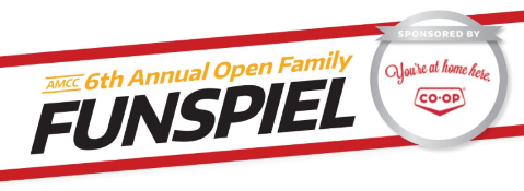 6th Annual AMCC Family Open FUNSpiel - click for details.