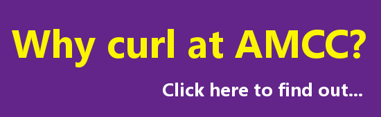 Why curl at AMCC? Click here to find out...