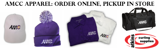 Order or pickup AMCC apparel at Atkins Curling Supplies!